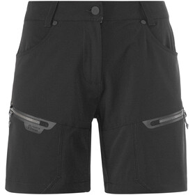 North Bend Loyal Trekkingshorts Damen schwarz